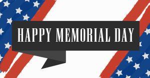 Memorial Day Facebook Post