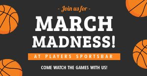 March Madness Facebook Update
