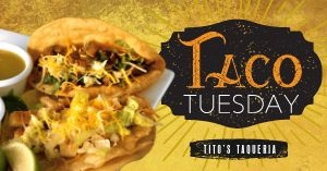 Taco Tuesday Facebook Update