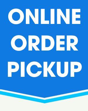 Online Order Poster