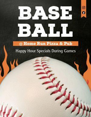 Baseball Promo