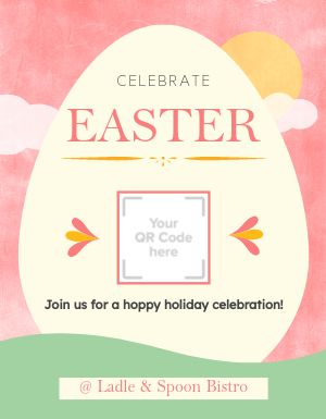 Easter Announcement