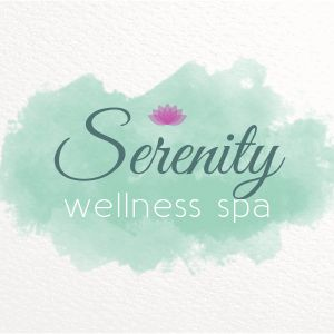 Wellness Spa Business Card