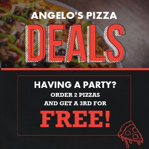 Pizza Party Deal Instagram Post