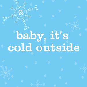 Winter Weather Instagram Post