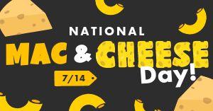Mac and Cheese Facebook Update