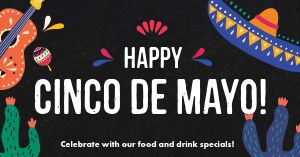 Cinco De Mayo Facebook Update