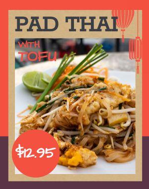 Cork Thai Poster
