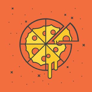 Pizza Kitchen Business Card