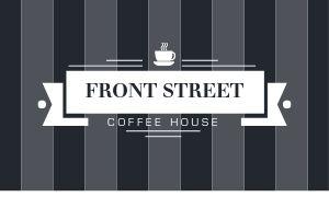 Coffee House Business Card