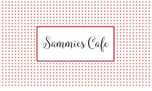 Southern Cafe Business Card