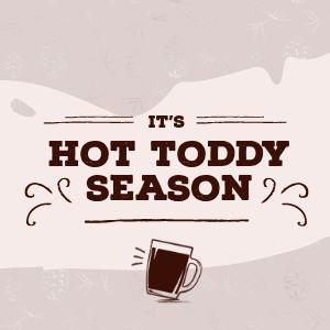 Hot Toddy Instagram Post