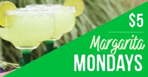 Margarita Monday Facebook Post