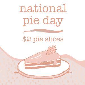 Pie Day Instagram Post