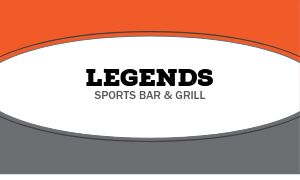 Sports Bar Business Card