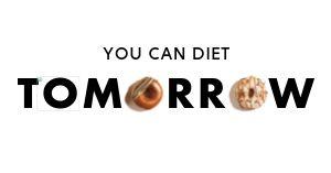 Diet Tomorrow Facebook Post