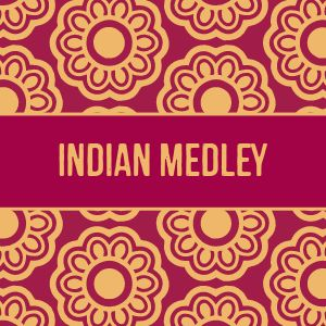 Indian Buffet Business Card