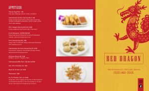Golden Chinese Takeout Menu