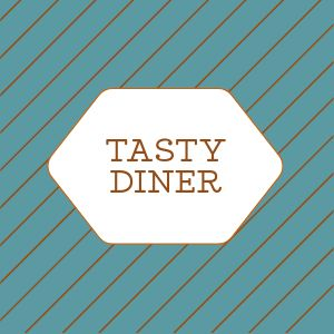 Tasty Diner Business Card