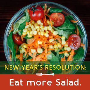 New Year's Resolution Instagram Post