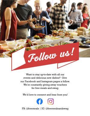 Social Media Promo Flyer