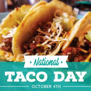 National Taco Day Instagram Post