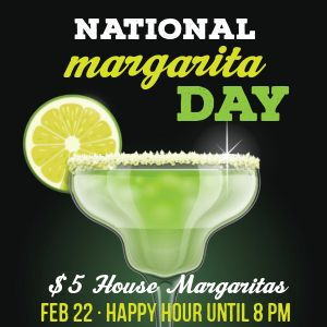 National Margarita Day Instagram Post
