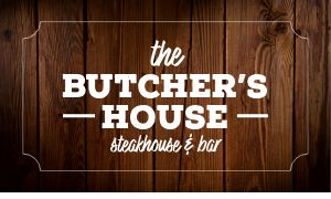 Rustic Steakhouse Business Card