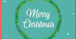 Merry Christmas Facebook Post
