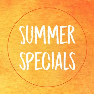Summer Specials Instagram Post