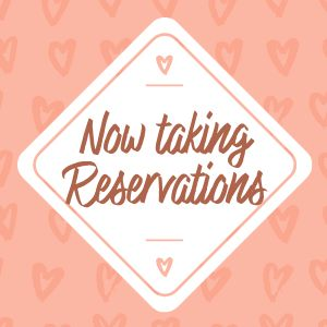 Valentines Reservations Instagram Post