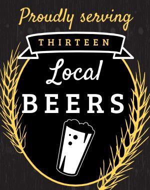 Barley Pub Poster