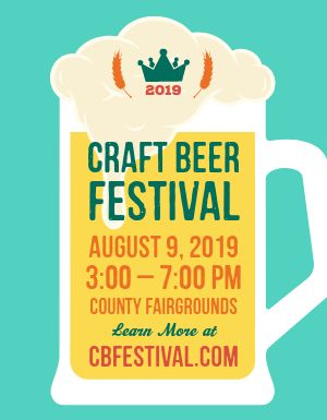 Draft Beer Event Flyer