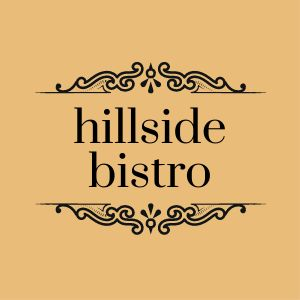 Bistro Logo Sticker