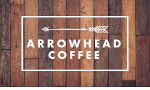 Wood Coffee Business Card