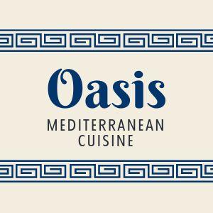 Mediterranean Logo Sticker