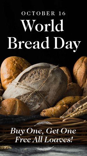 Bread Facebook Story