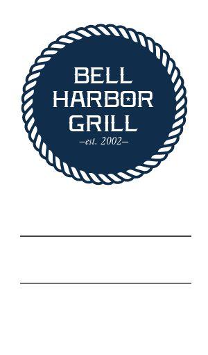Logo Takeout Label