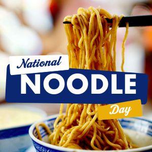 Noodle Instagram Update