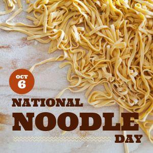 Noodle Instagram Post