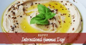 Hummus Facebook Update