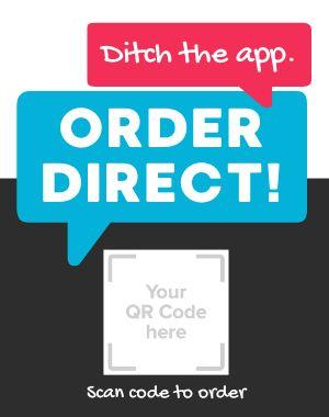 Order Direct Street Sign