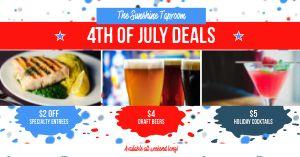 4th of July FB Post
