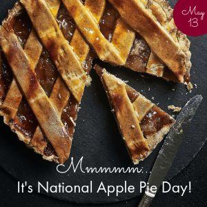Apple Pie Instagram Post