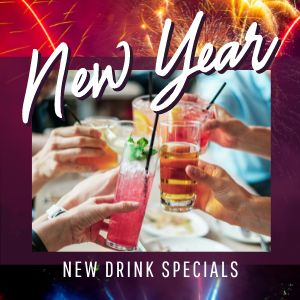 New Year Specials Instagram Post