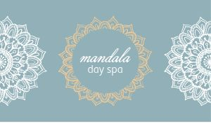 Ornate Spa Business Card