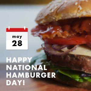 Hamburger Instagram Update