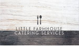 Country Catering Business Card