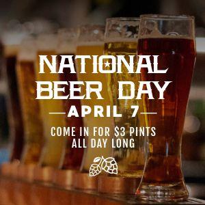 National Beer Instagram Post