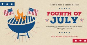 Fourth of July FB Post